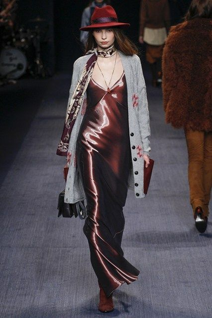Catwalk photos and all the looks from Trussardi Autumn/Winter 2016-17 Ready-To-Wear Milan Fashion Week
