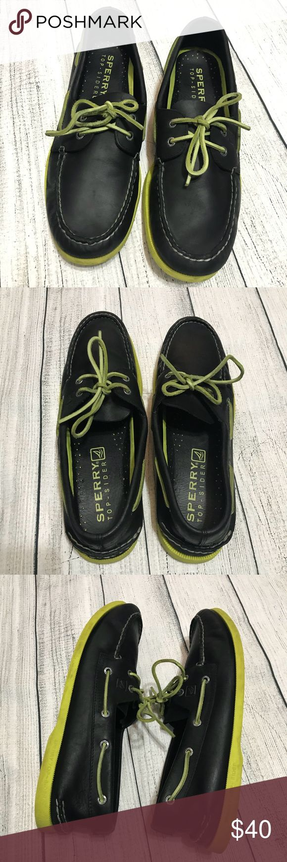 Sperry Top-Sider Slip On Men's Shoes Size 13 Sperry Top-Sider Slip On Men's Shoes Size 13 Good condition; no damage;  F19 Sperry Top-Sider Shoes Loafers & Slip-Ons