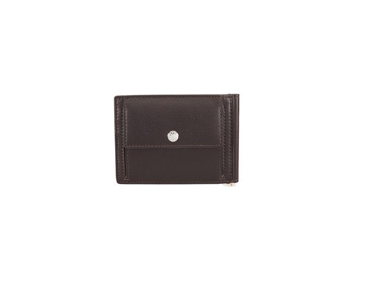 The elegant design and functionality of this accessory will perfectly suit the men who like to be discerned. It has plenty of card slots and solid palladium plated money clip. Use it as a wallet and a card holder at the same time, enjoying the great leather quality that NERI KARRA always offers.