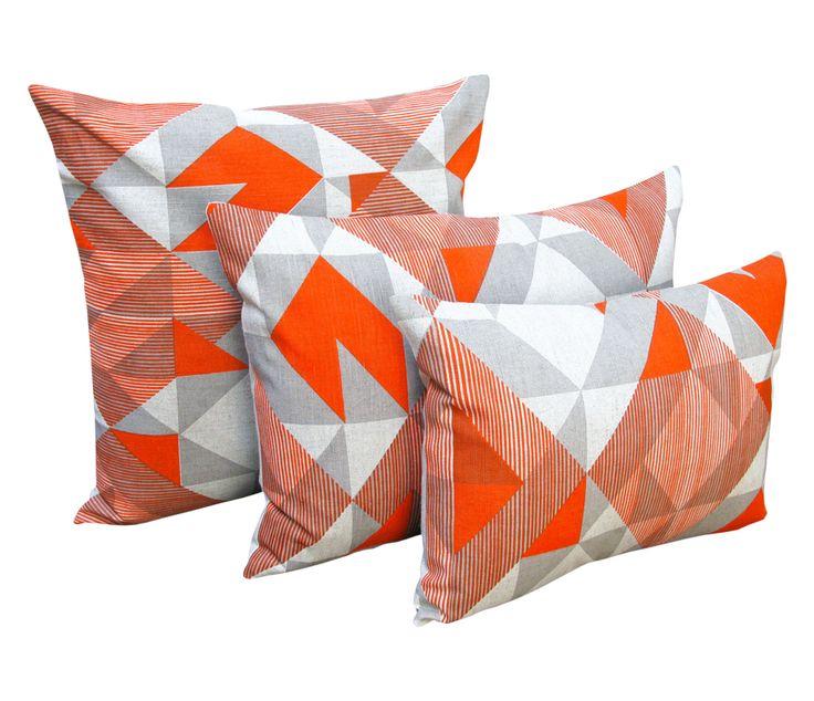Tamasyn Gambell | Trigonometry Cushions | www.tamasyngambell.com