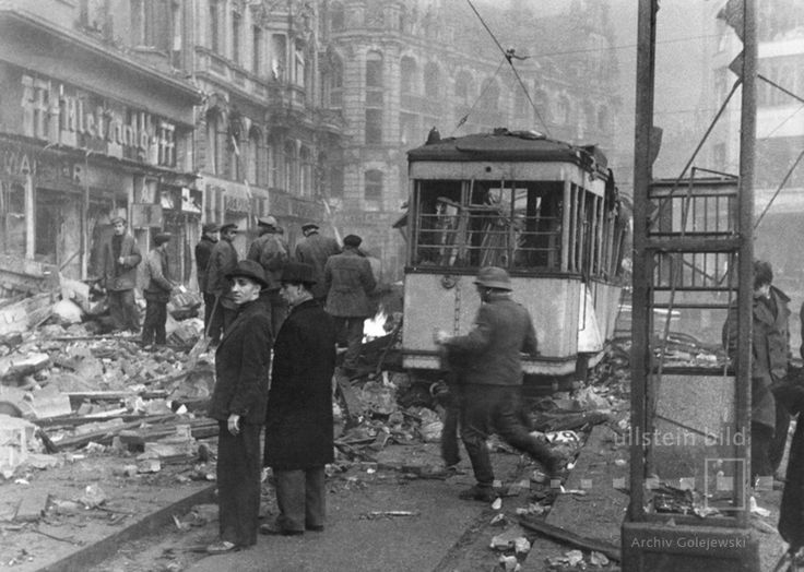 1944 Spittelmarkt