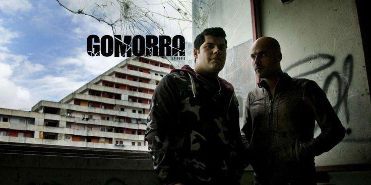 Gomorra : Les saisons 3 et 4 confirmées après le lancement de la saison 2 en Italie via @Cineseries