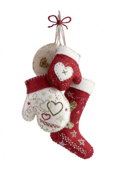 Un Noël tout en feutrine - Marie Suarez - Editions de saxe