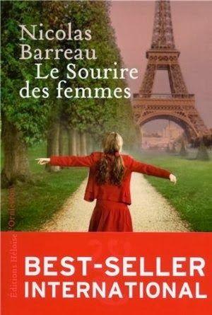 Le Bouquinovore: Le Sourire des femmes, Nicolas Barreau
