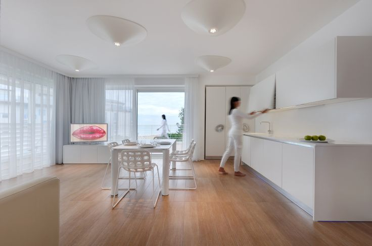 Top quality dwellings designed by Archistar Simone Micheli