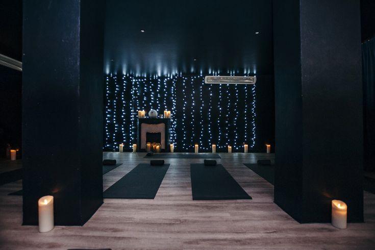 Yuj Yoga Studio Paris Yoga Flow Salle De Sport