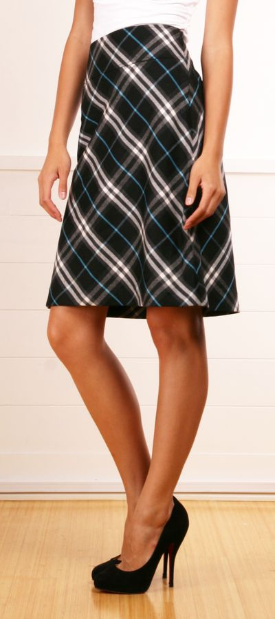 BURBERRY LONDON SKIRT Gently used for $95!  Love this site:)