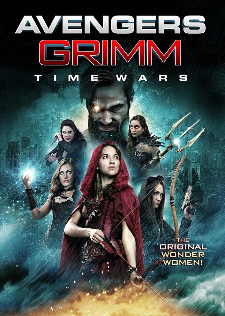 Nonton Film Avengers Grimm Time Wars (2018) Full HD