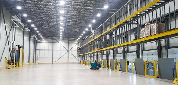 Subzero Cold Storage Provides Cold Storage Warehouse Facilities