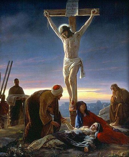 Gunnar Samuelsson Doubts Jesus Crucifiction