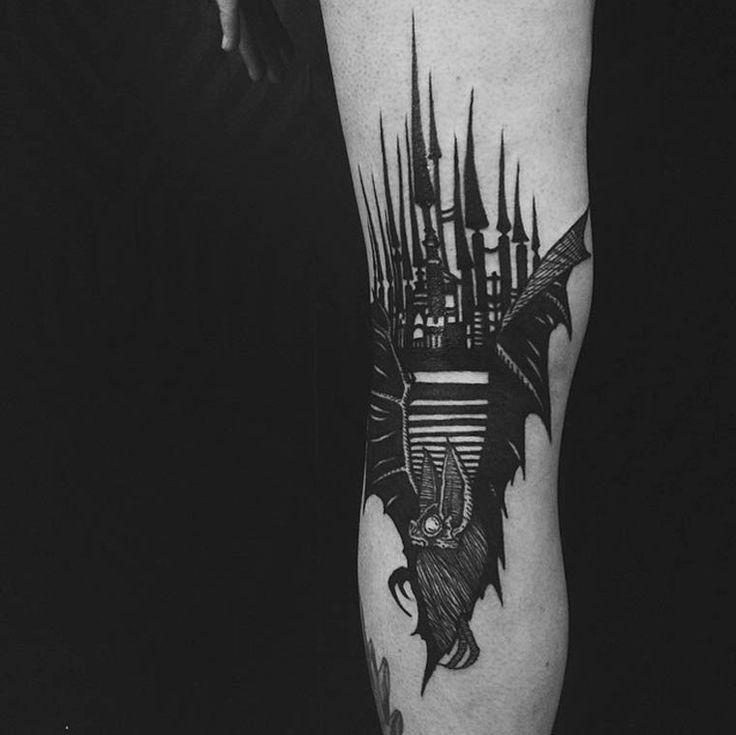 Les jolis tatouages de Thieves of Tower, un projet américain né de la collaboration entre le tatoueur et artiste Houston Patton etle creative director Dagny