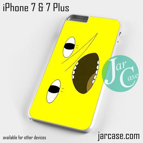Lemongrab Face Phone case for iPhone 7 and 7 Plus
