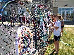 art & ideas that grow: Summer School- Hula Hooping