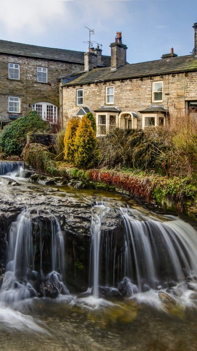 North Yorkshire, England.  It's pictures like this that make me want to move there.