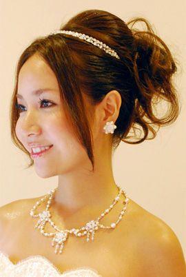 【なりたい!かわいい花嫁】ウェディング☆結婚式 ヘアスタイル・カタログ(ヘアアレンジ・髪型) - NAVER まとめ