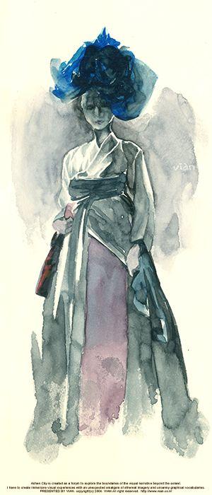 I love the Korean Traditional Dress(Hanbok)
