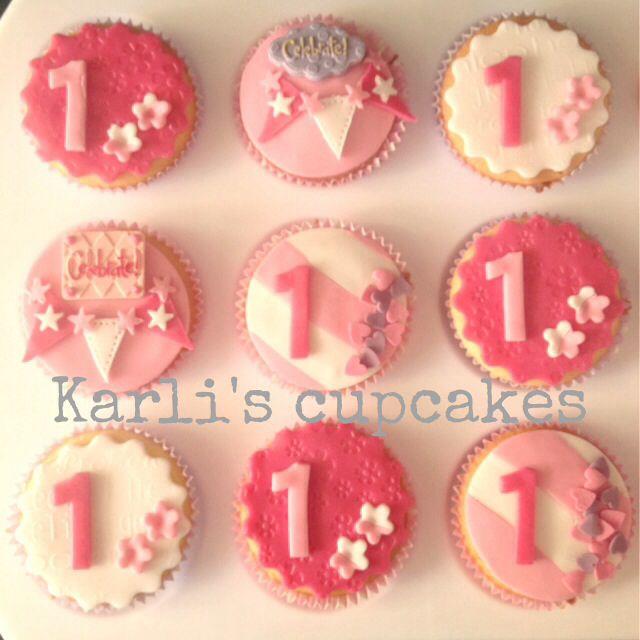 Hoera! 1 jaar #Karli's cupcakes