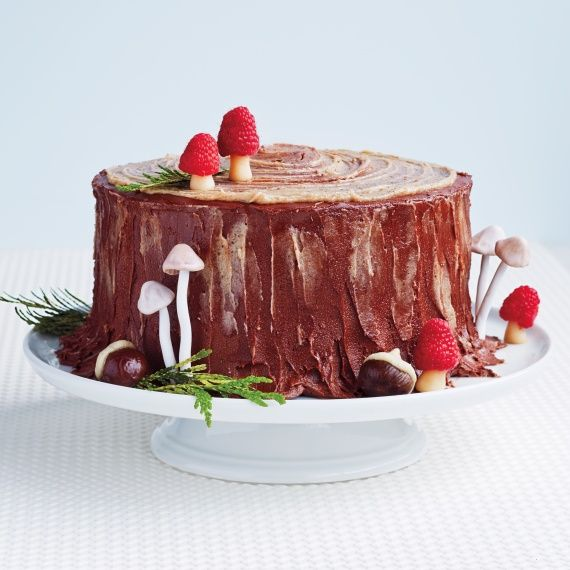 Decorating Ideas > 25+ Best Ideas About Yule Log On Pinterest  Yule Log Cake  ~ 115459_Log Cake Decoration Ideas