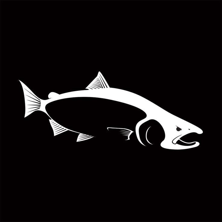 Best 25 Salmon Tattoo Ideas On Pinterest Haida Art