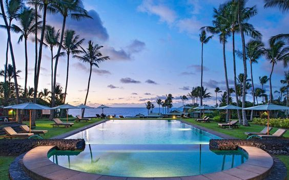 Most Romantic All-Inclusive Resorts: Travaasa Hana, Maui