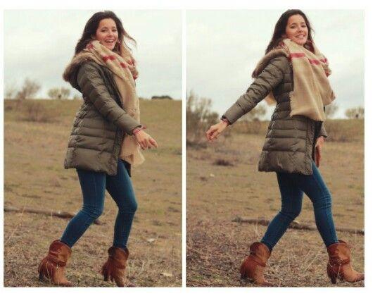 """La preciosa modelo Malena Costa, en su post de la revista Glamour muy contenta con su nuevo foulard de #koker: """"Y el foulard que me encanta porque es muy versátil, se puede usar de capita, de foulard y más, es de: Koker. Es una marca de ropa que he descubierto hace poco, que tiene muchas cosas bonitas y a buen precio."""" ¡Gracias por confiar en nosotros Malena Costa !"""