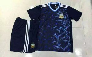 Argentina National Team 2017 Away Soccer Kit [J448]