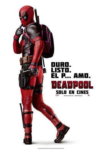 Ver Deadpool (2016) Online Latino HD - PELISPLUS