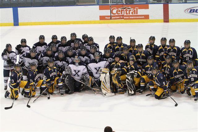 vs St. FX, 2012-12 Women's Hockey