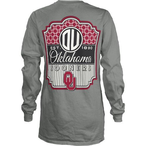 Image for Three Squared Women's University of Oklahoma Lollipop 2 T-shirt from Academy