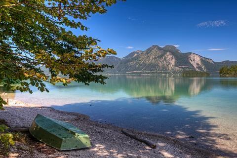 Reisetipps für Wasserfreunde: Sieben glorreiche Bergseen in den Alpen   geo