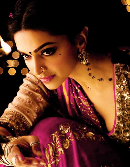 deepika does the classics