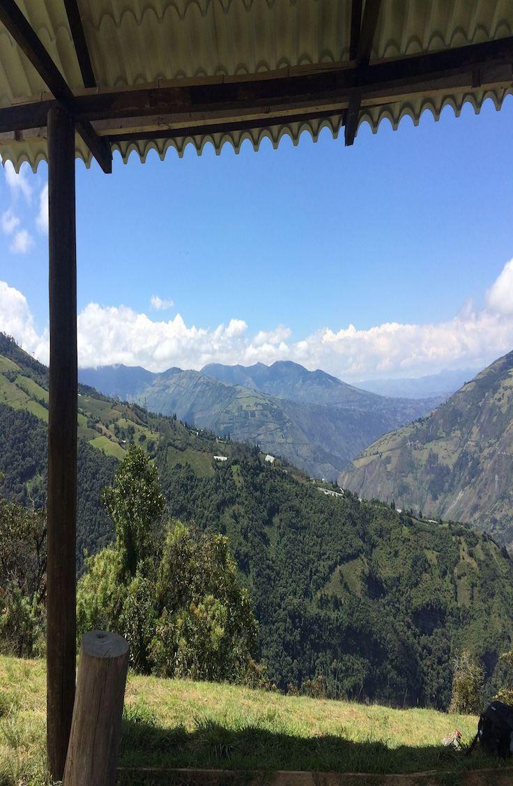 Guide : Banos End of The World Swing, Ecuador