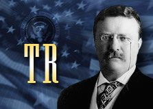 """Teddy Roosevelt 26th U.S. President.   """"Believe you can and you're halfway there"""".  Theodore Roosevelt"""