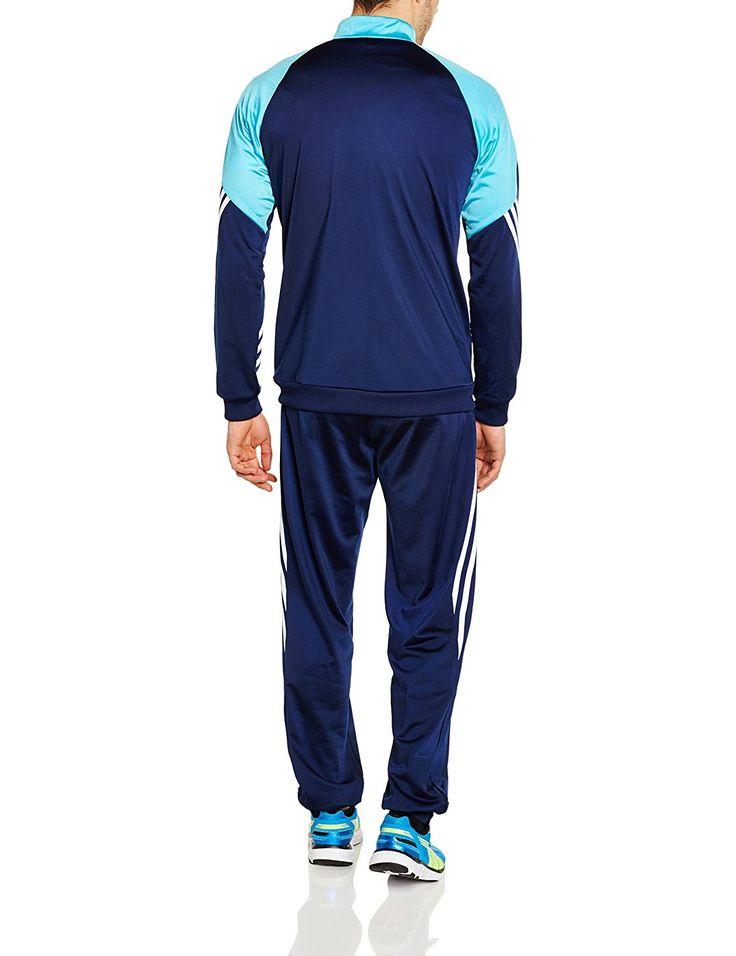 adidas Sereno 14 - Chándal para hombre, color azul oscuro, talla XXL