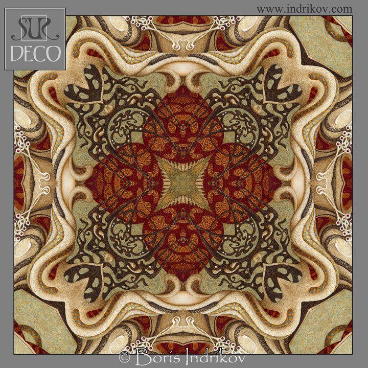 SUR-Deco ornament project http://www.indrikov.com/surdeco/surdeco.htmlv