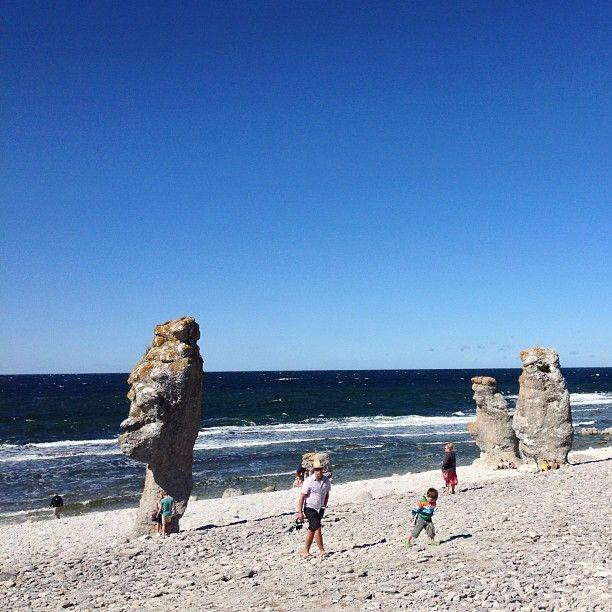 Langhammars, Fårö, Gotlands län