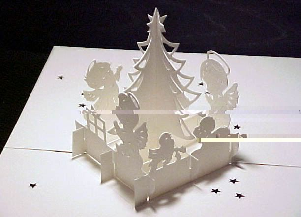 Popup Card 180 độ Pattern Pops Pinterest Pop Up Cards And