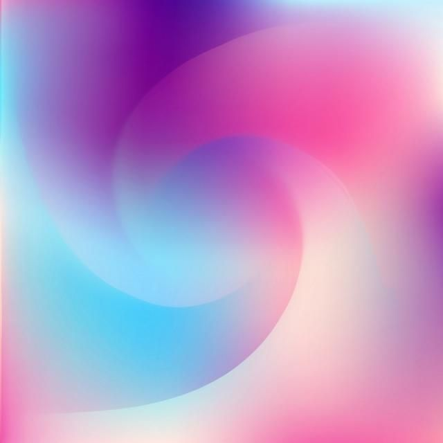 Abstract Creative Fluid Multicolored Blurred Background Mesh