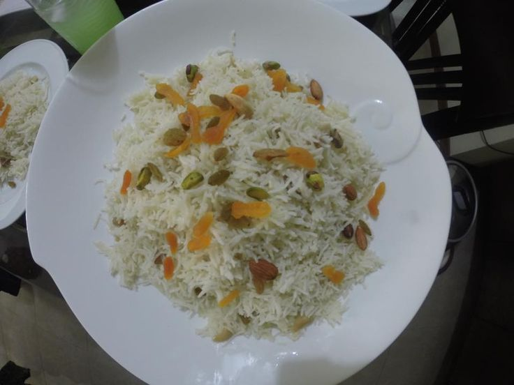 Kashmiri Pulao Rice