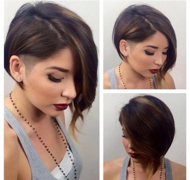Iets+leuks+doen+met+je+steile+haar?+Bekijk+deze+13+frisse,+steile+kapsels+met+halflang+haar!