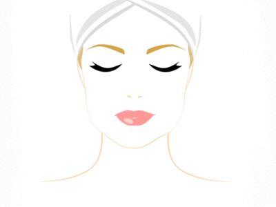 Ob Pausbacken oder Doppelkinn: Diese Tricks helfen dabei, im Gesicht abzunehmen