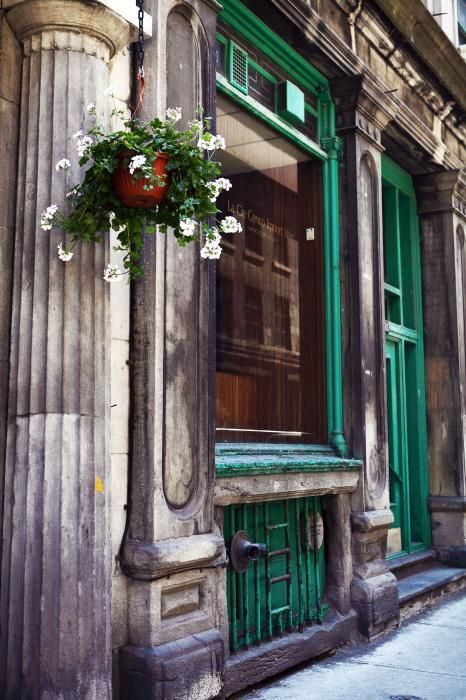 architecture old montreal - Google Search