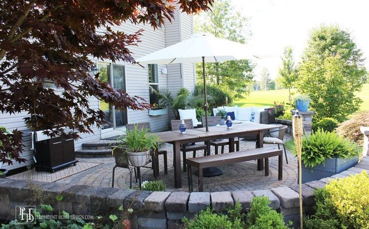 Best 25 patio makeover ideas on pinterest patio for Deck makeover on a budget