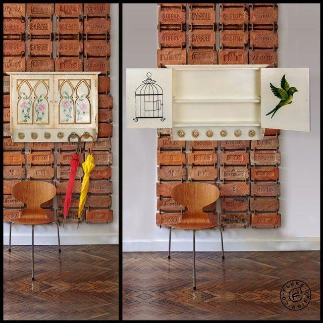 #cabinet #wallmount #wooden #free #bird #furniture #unique #bespoke #hand painted #limitededition #fashion #lifestyle #accessory #designer #fashionista #dreamer #accessories #accessorize #art #artist #design #decor #flukedesign #handpainted #fluke design #handcraft #handcrafted