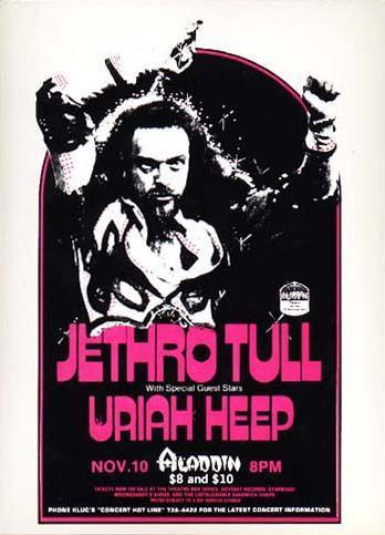 Jethro Tull, Urih Heep - Aladdin
