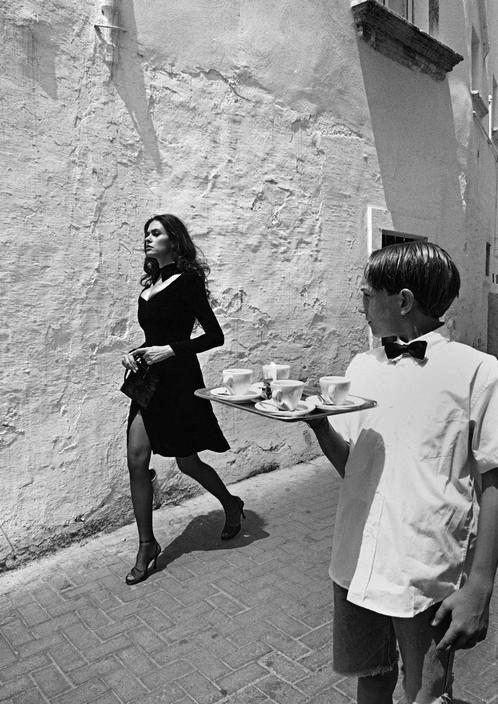Italy 1995 Photo: Ferdinando Scianna