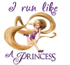 I'm keeping up with my training... are you?  Can't wait for the disney princess half marathon (follow the blog)!!!