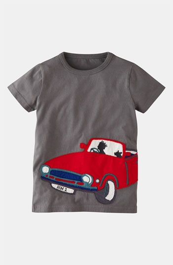 Mini Boden 'Vehicle' T-Shirt (Toddler, Little Boys & Big Boys) available at Nordstrom