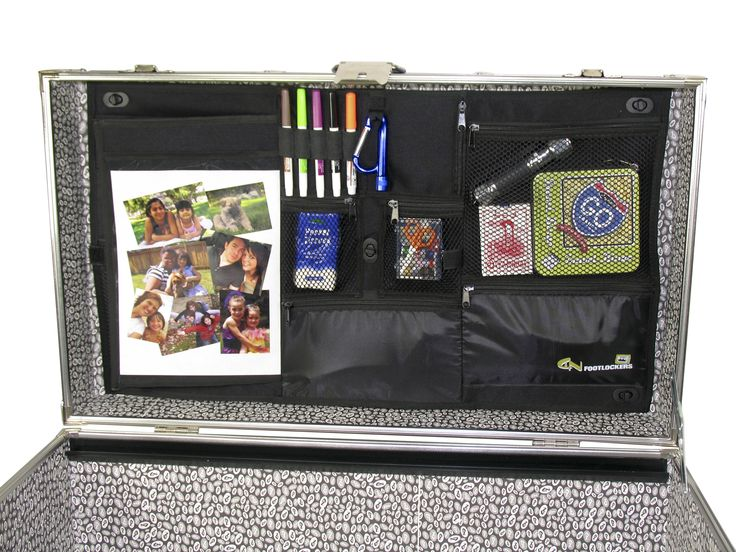 New lidmate organizer for your camp trunk from everything summer camp