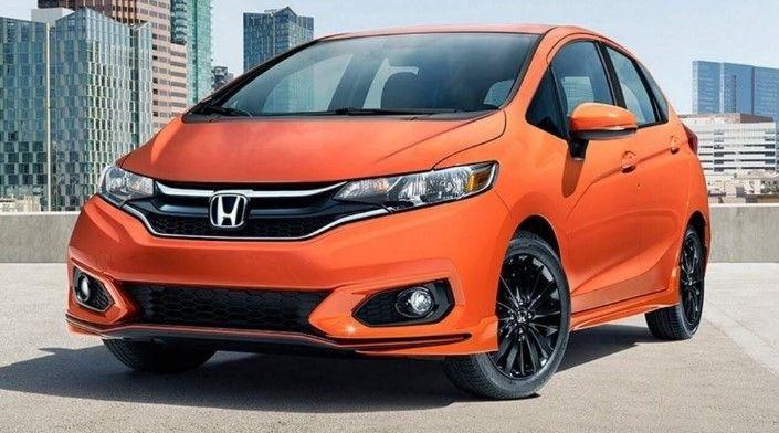 2020 Honda Fit News Redesign Horsepower Honda Fit Honda Llantas Negras